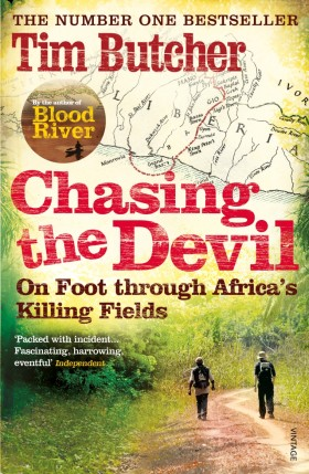Butcher Book Covers Chasing the Devil 2011