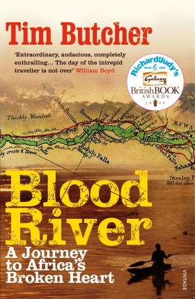 Butcher Book Covers Blood River 2008