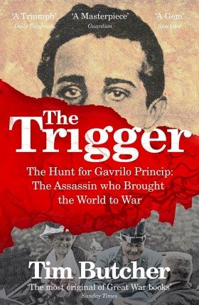 new paperback cover Trigger